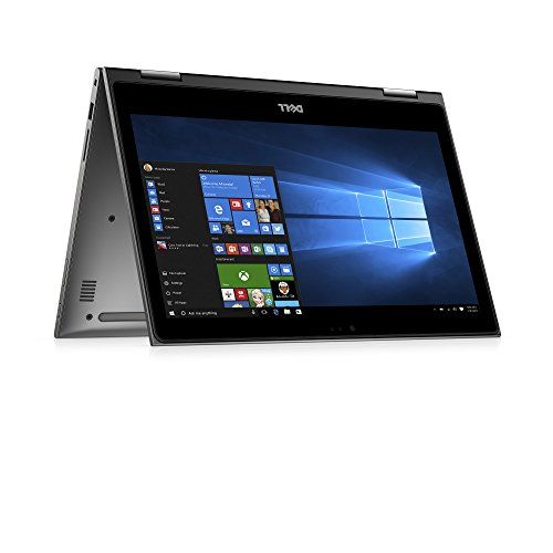 """Dell Inspiron 13 5000 2-in-1 - 13.3"""" FHD Touch - 8th Gen Intel i5-8250U - 8GB Memory - 256GB SSD - Intel UHD Graphics 620 - Theoretical Gray - i5379-5893GRY-PUS"""